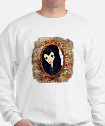 Siouxsie Trapped in a Mirror Sweatshirt