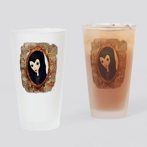 Siouxsie Trapped in a Mirror Drinking Glass