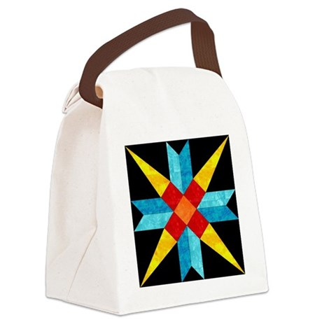 Prairie queen Canvas Lunch Bag