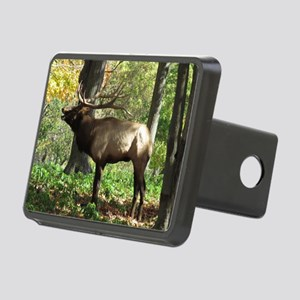 Elk bellowing Hitch Cover