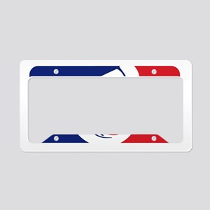 MajorLeagueBoostDesign2 License Plate Holder