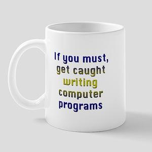 Copmuter Progamer Mug