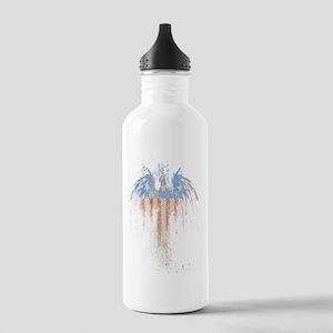 PATRIOTIC EAGLE 73 SLI Stainless Water Bottle 1.0L
