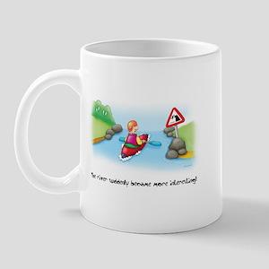 Kayak Capers Mug