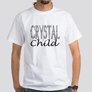 ...Crystal Child... White T-Shirt