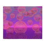 In the Zone Abstract Throw Blanket