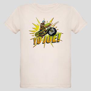 G.I. Joe YO Joe Organic Kids T-Shirt