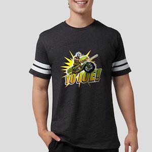 G.I. Joe YO Joe Mens Football Shirt