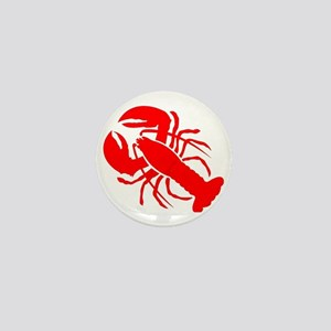 lobster Mini Button