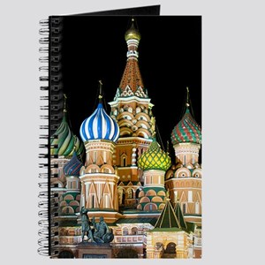 St. Basil Cathedral Moscow Journal