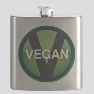 VeganButton Flask
