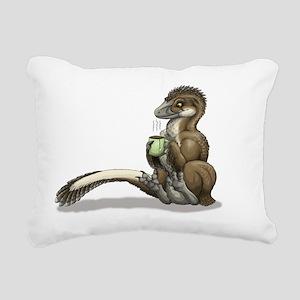 shirtlogo2 Rectangular Canvas Pillow