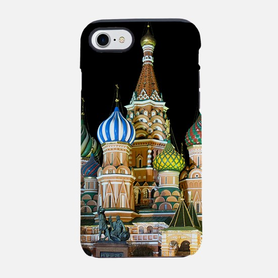 St. Basil Cathedral Moscow iPhone 7 Tough Case