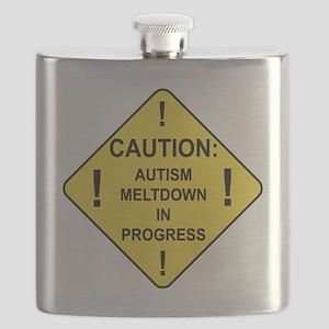 CAUTION Flask