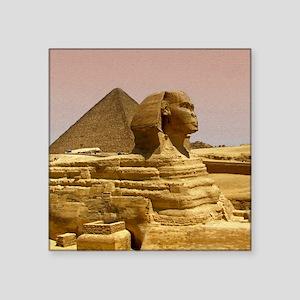 """Sphinx Mousepad Square Sticker 3"""" x 3"""""""
