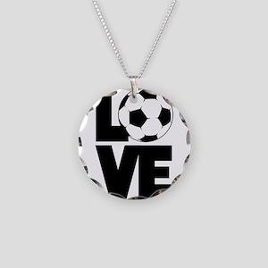 Soccer Love Necklace