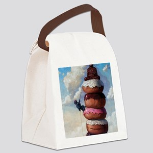 SweetBuddah Canvas Lunch Bag