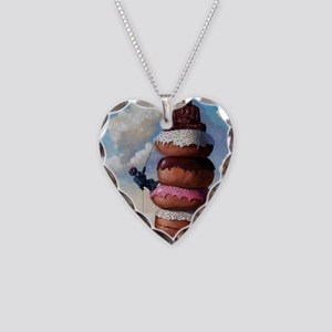 SweetBuddah Necklace Heart Charm