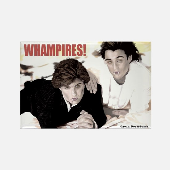 WHAMPIRES! Magnets