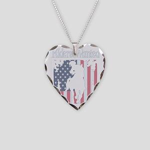 2-PaulRevere_outlines_dark Necklace Heart Charm