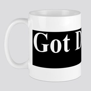 darcy bumper sticker Mug