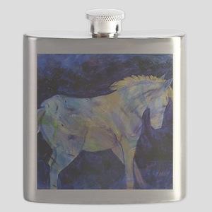 Golden Paint Flask