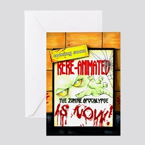 Poster Greeting Card