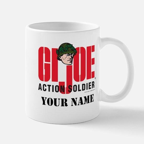 GI Joe Action Soldier Mugs
