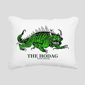 Hodag New Shirt Logo Rectangular Canvas Pillow