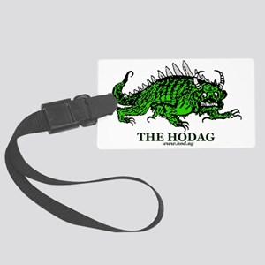 Hodag New Shirt Logo Large Luggage Tag