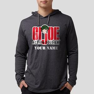 GI Joe Action Soldier Long Sleeve T-Shirt