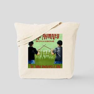 Undead Invasion w:names Tote Bag