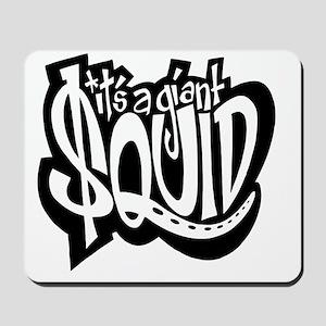 $quid: The Movie T-Shirt! Mousepad