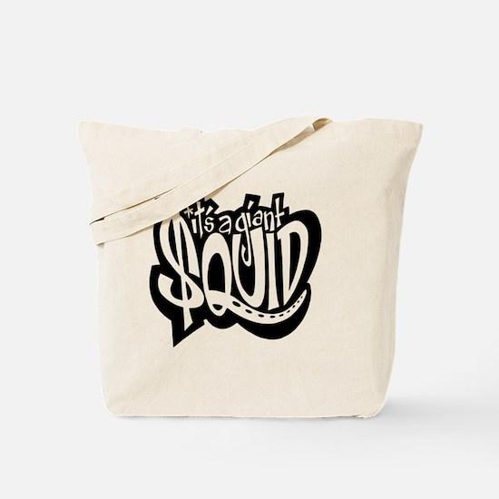 $quid: The Movie T-Shirt! Tote Bag