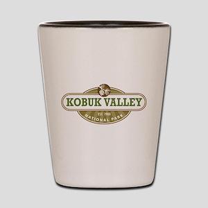 Kobuk Valley National Park Shot Glass
