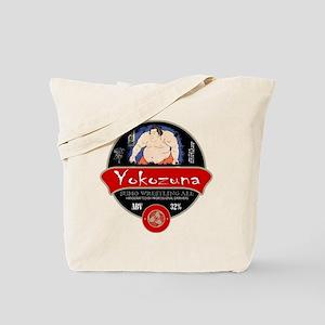 Yokozuna Sumo Beer Tote Bag