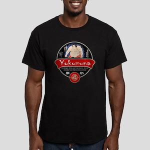 Yokozuna Sumo Beer Men's Fitted T-Shirt (dark)