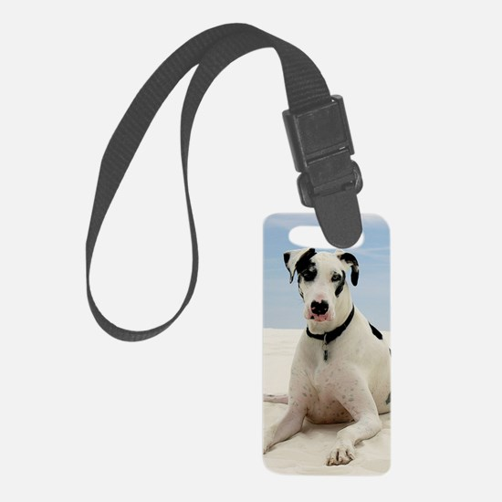 GD beach 3G Luggage Tag