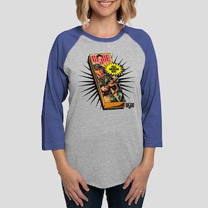GI Joe American Hero Long Sleeve T-Shirt