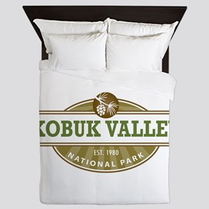 Kobuk Valley National Park Queen Duvet