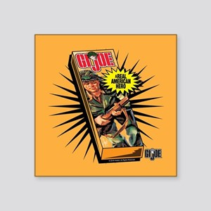 GI Joe American Hero Sticker