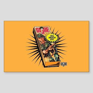 GI Joe American Hero Sticker