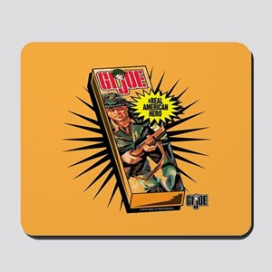 GI Joe American Hero Mousepad