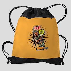 GI Joe American Hero Drawstring Bag