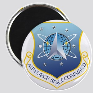 Air Force Space Command Magnet