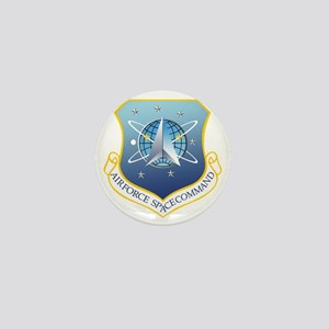 Air Force Space Command Mini Button