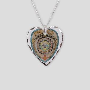 ramah Necklace Heart Charm