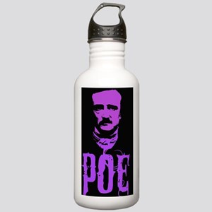 Edgar_Allan_Poe Stainless Water Bottle 1.0L