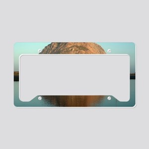The Rock 10 License Plate Holder
