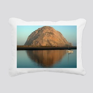 The Rock 10 Rectangular Canvas Pillow